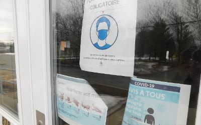 COVID-19: plus de 50% des adultes vaccinés en Montérégie-Est