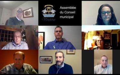 Verchères: assemblée du Conseil municipal du 1er mars 2021