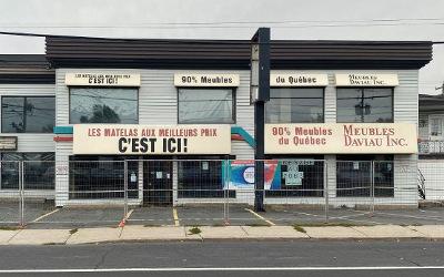 Poursuite des démolitions de bâtiments au centre-ville de Varennes