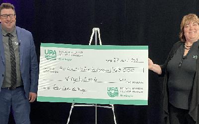 8e GALA AGRISTARS DE LA GRANDE MONTÉRÉGIE: les lauréat(e)s dévoilé(e)s et 28 000 $ remis à l'organisme Au cœur des familles agricoles