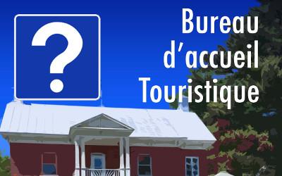 Ouverture d'un bureau d'accueil touristique (BAT) à la Maison de la culture de Saint-Roch-de-Richelieu