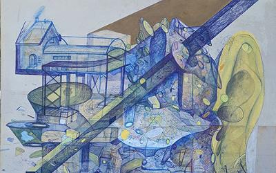 Sorel-Tracy: l'exposition Face aux Vents de Jacques Cournoyer présentée à la Maison des gouverneurs