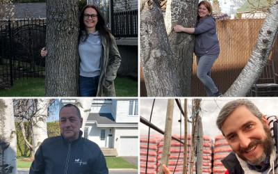 Le Conseil municipal de Verchères bonifie son programme de plantation d'arbres