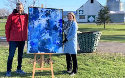 Programme d'achat d'œuvre d'art à Verchères