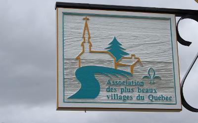Un investissement de 50 000 $ pour soutenir l'Association des plus beaux villages du Québec