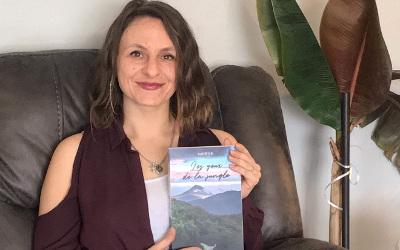 La Contrecoeuroise Kathy Szostak publie son premier roman : Les yeux de la jungle
