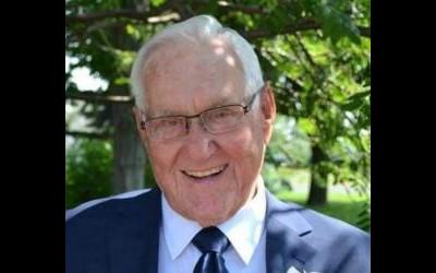 Verchères: un dernier hommage à M. Claude Parenteau