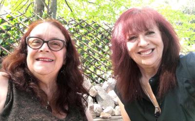 Les Roches parleuses, des ateliers de création littéraire signés Johanne Girard et Carmen Ostiguy