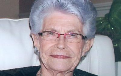 Contrecoeur: un dernier hommage à Mme Berthe Larose Boisselle