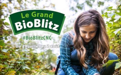 Grand BioBlitz de CNC