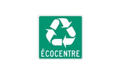 Fermeture complète de l'écocentre à Varennes, du 30 août au 6 septembre inclusivement