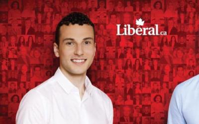 Pierre-Boucher – Les Patriotes – Verchères:  Louis-Gabriel Girard, candidat libéral de l'Équipe Trudeau de 2021