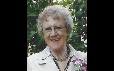 Verchères: un dernier hommage à Mme Hélène van Vliet, née van Mil