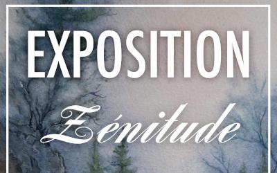 Maison de la culture de Saint-Roch-de-Richelieu: Exposition « Zénitude »