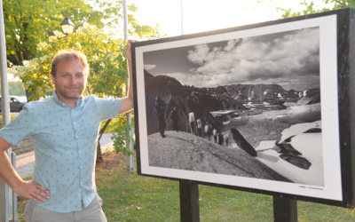 Un enseignant en Arts, lettres et communication du Cégep de Sorel-Tracy se distingue dans un concours de photos