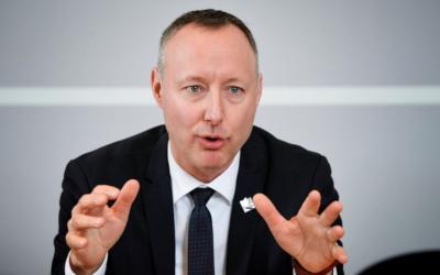Désignation de la direction générale de Développement économique Pierre-de Saurel: Jean-Bernard Émond se réjouit de la nomination de Mme Erica Zoia