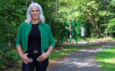 Myriam Palardy candidate au poste de conseillère à Contrecoeur: pour une ville en changement, une ville pour nos familles!