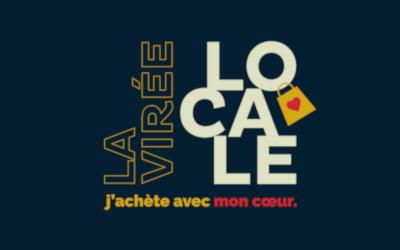 Contrecoeur: lancement de la campagne d'achat local « LA VIRÉE LOCALE, J'ACHÈTE AVEC MON CŒUR »