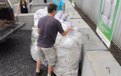 AgriRÉCUP et la région de la Montérégie annoncent un projet régional de récupération des plastiques agricoles