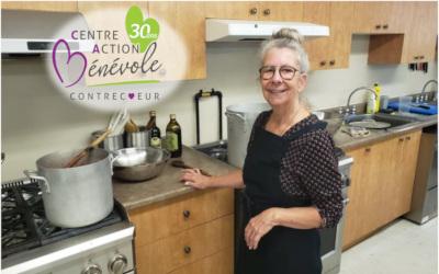 Prix Hommage bénévolat-Québec 2021: un certificat honorifique pour madame Charlotte Morin