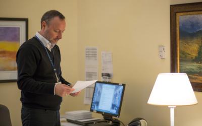 Le député Jean-Bernard Émond annonce l'octroi de 161 500 $ à la bibliothèque publique autonome de Sorel-Tracy