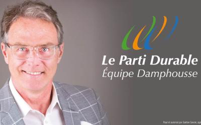 Élections municipales à Varennes: Martin Damphousse réélu maire sans opposition